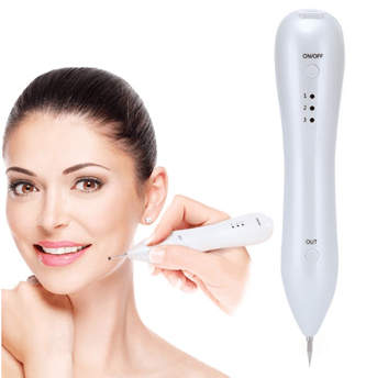 DermaPen is the best spot eraser pen, its high-quality material made and its designed by German Technology which uses advanced techniques to remove any types of unwanted moles, warts, skin tags, dark spot, etc.