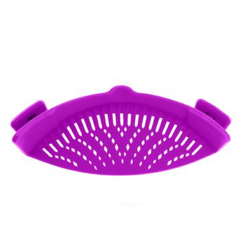 Image of Silicone Pot Strainer