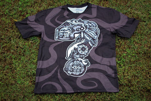 Self Symbiosis x Sublimated Tee #1
