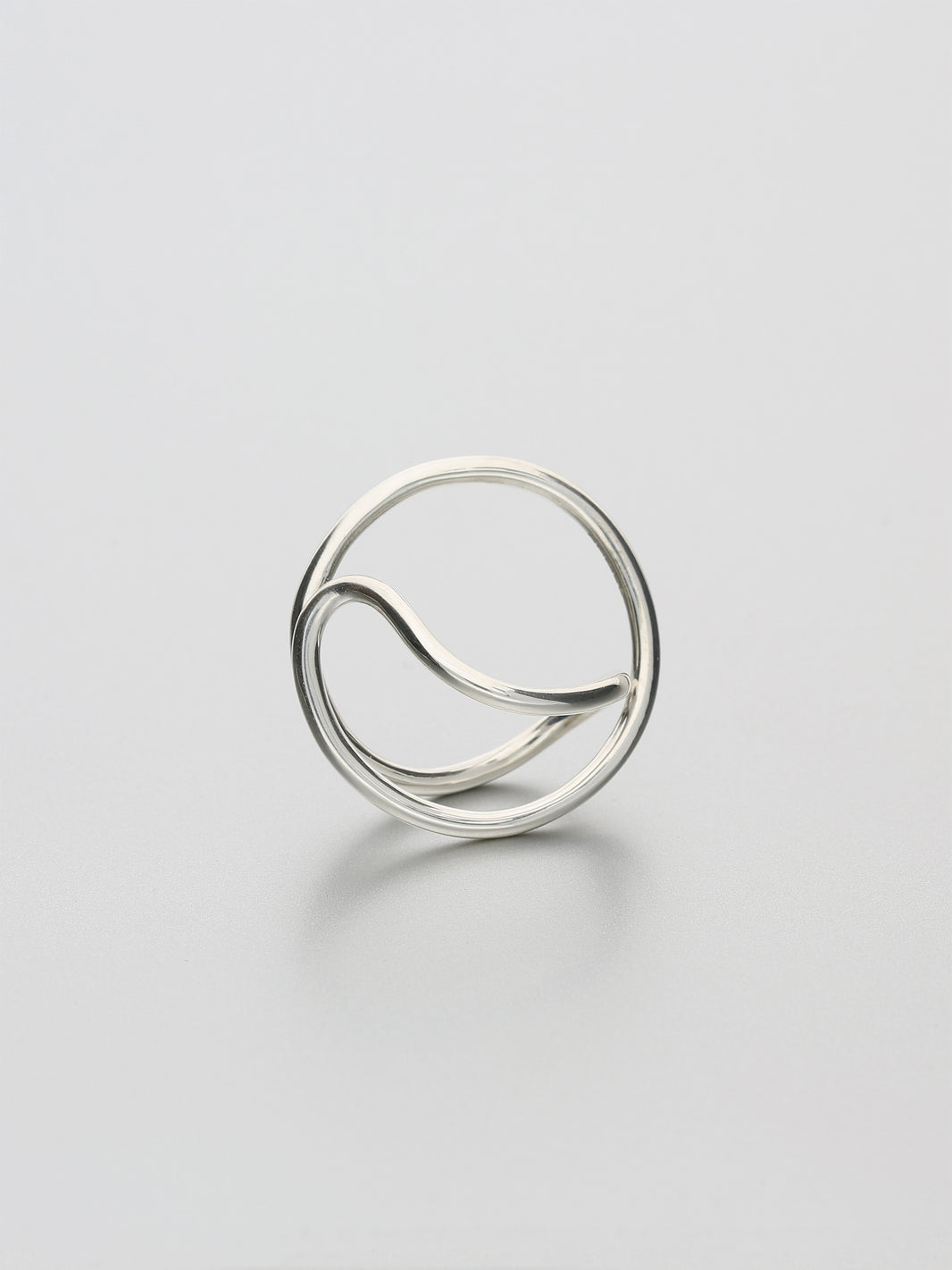 Aeon Ring, I Silver