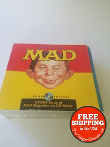 Mad Magazine Cd Rom Collection: Totally Mad