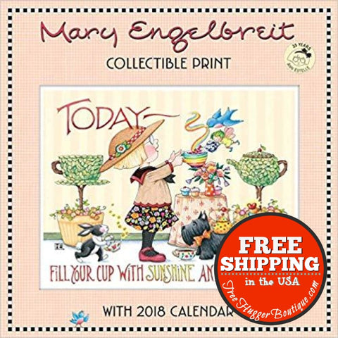 Collectible Mary Engelbreit Print