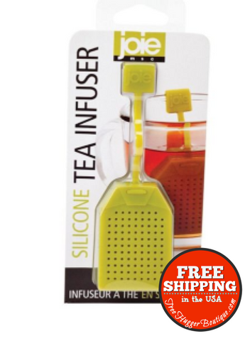 New Silicone Tea Strainer For Loose Leaf Or Tea Bags - Kitchen