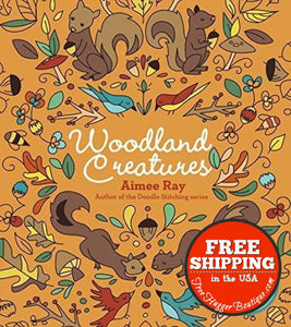 Woodland Creatures - Book