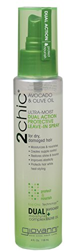 Giovanni 2Chic Avocado and Olive Oil Protective Leave in Spray