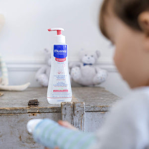 Mustela Baby No Rinse Cleansing Water for Sensitive Skin