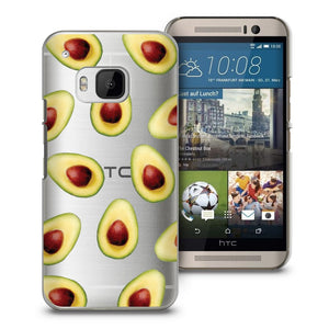 CasesByLorraine Avocado HTC Phone Case For M9