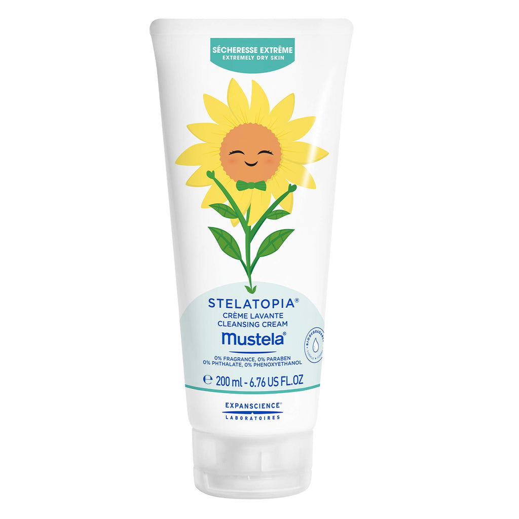 Mustela Baby Cleansing Cream for Eczema Prone Skin