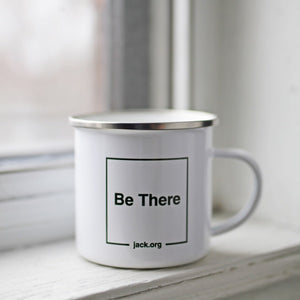 Be There Steel Cabin Mug
