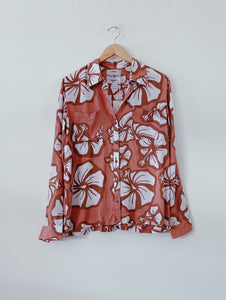 LONG SLEEVE ALOHA SHIRT - Kokio