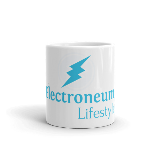 New Electroneum Lifestyle Coffee Mug