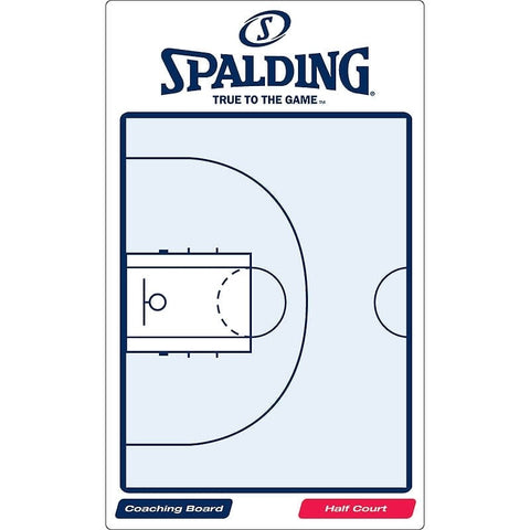 Spalding Tactic Board White