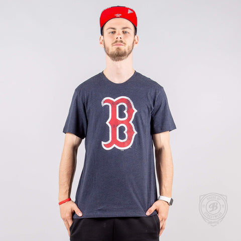 47Brand Mlb Tee Boston Red Sox Navy