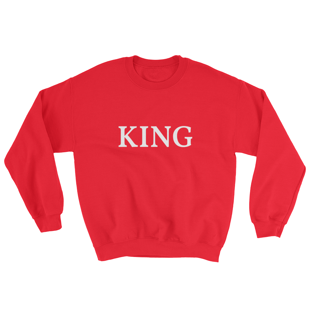 River Row KING sweatshirt