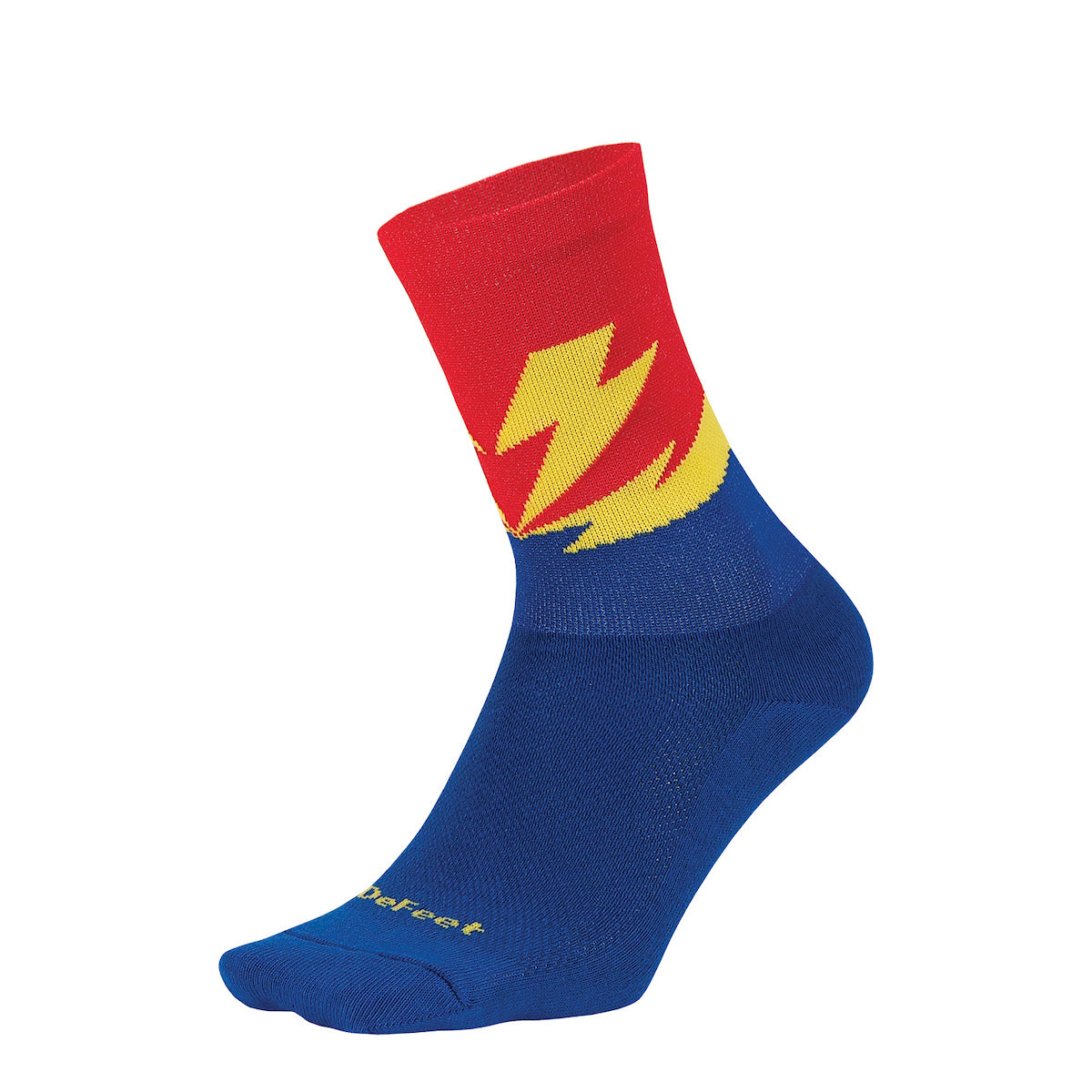 "Aireator Women's 5"" Flash (Royal/Yellow/Red)"