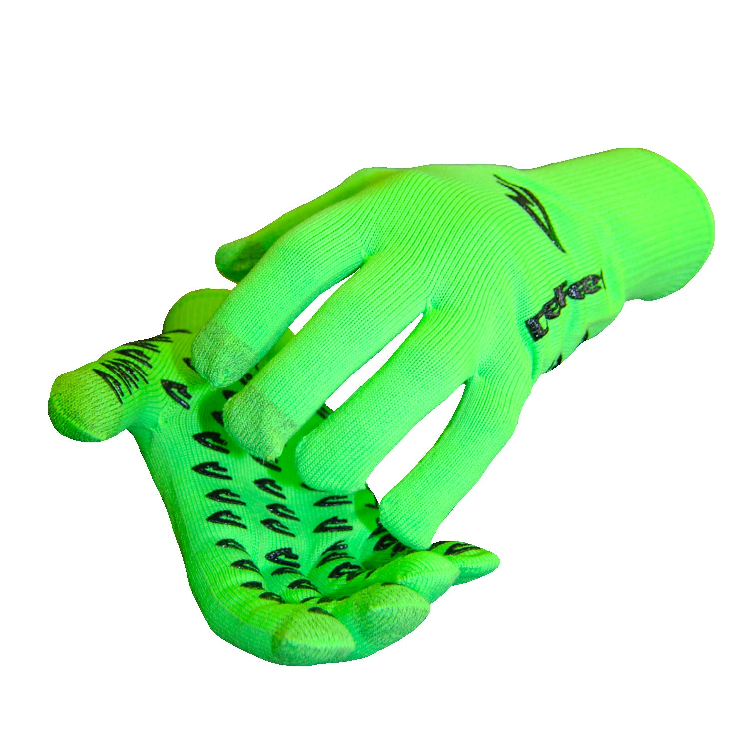 Duraglove ET Hi-Vis Green w/Black Grippies