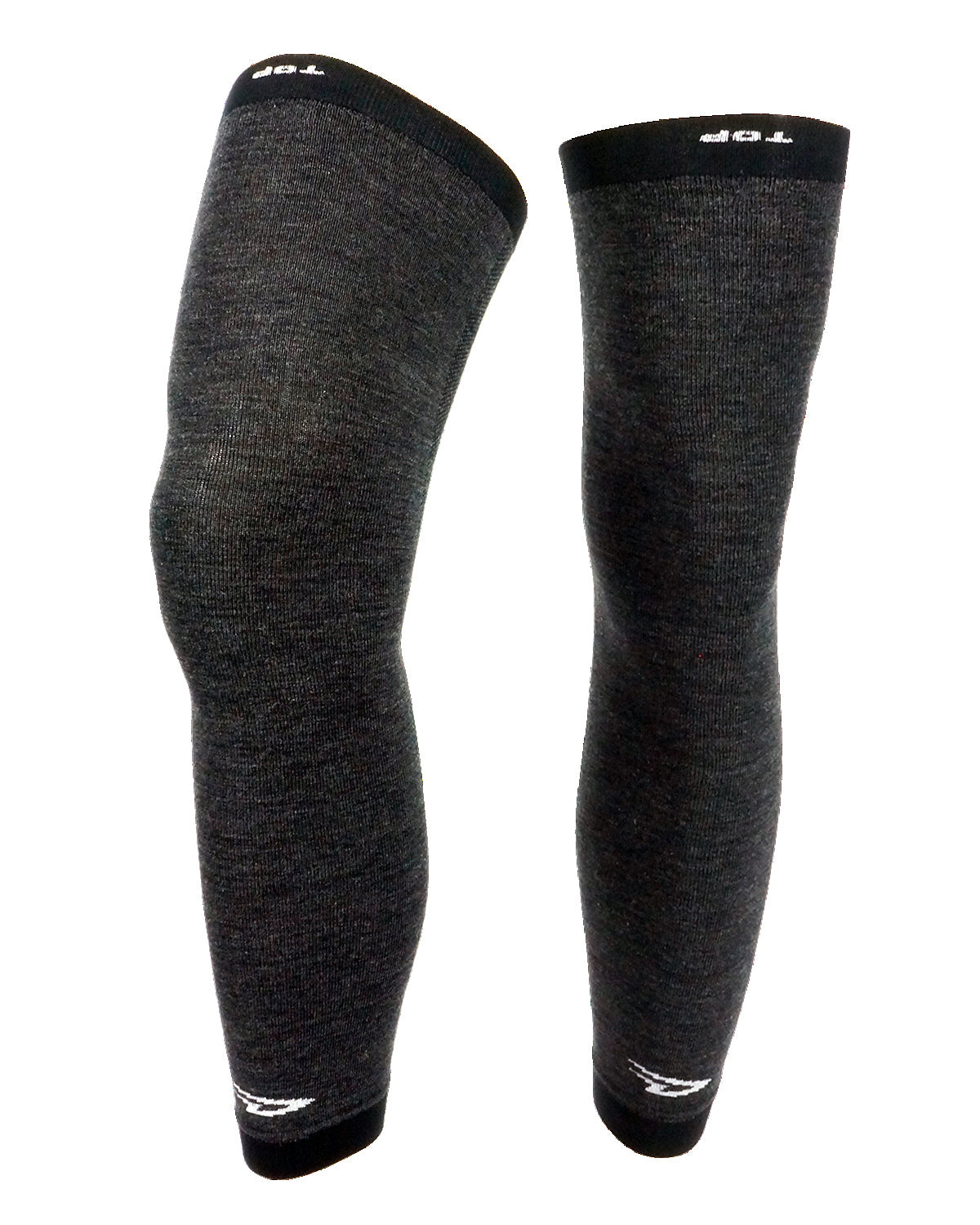 Kneeker Full Length (Charcoal Wool)
