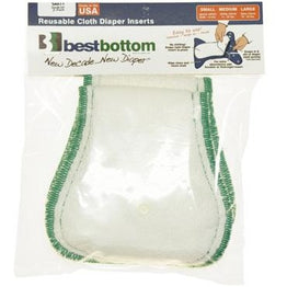 Best Bottom Stay Dry Bamboo Insert 3 pk