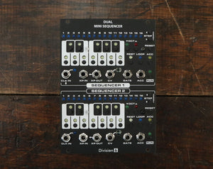 Division 6 Dual Mini Sequencer