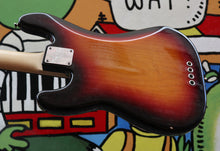 Fender/Warmoth Precision Bass