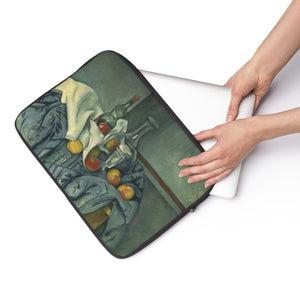 Laptop Sleeve With Paul Cézanne Artwork - justafive.com