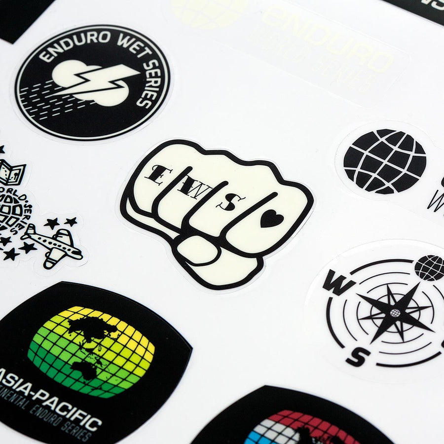 Sticker Sheet