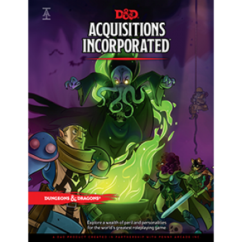 Dungeons & Dragons 5th Edition Acquisitions Incorporated