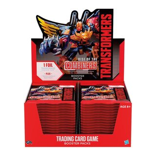 Transformers TCG Rise Of The Combiners Booster