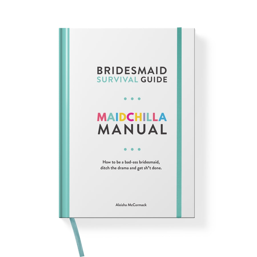 Maidchilla Manual-Bridesmaid Guide