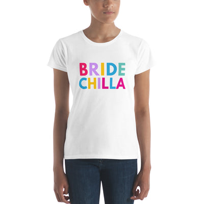 Bridechilla T-shirt