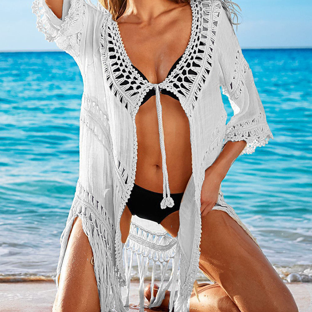Robe de plage tunique - www.maboutiquefashion.com