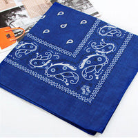 Men/women Cotton Blend Head Scarf