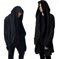 Men Hooded Sweatshirts With Black long Sleeves