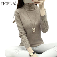 Refeeldeer Women Long Sleeve Knitted Sweaters