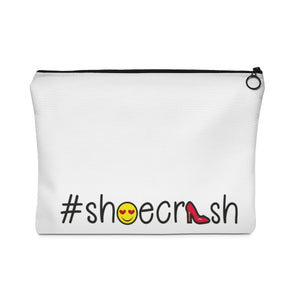#ShoeCrush Carry All Pouch - Flat