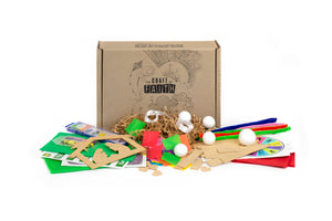 The Craft of Faith: Monthly Bible Crafting Box!