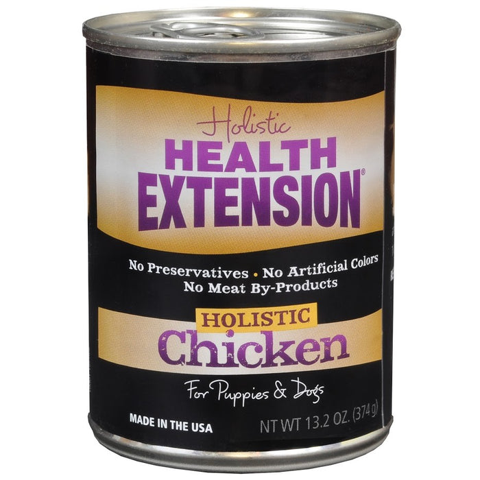 Holistic Health Extension Meaty Mix Chicken Dog Food 13.2 oz