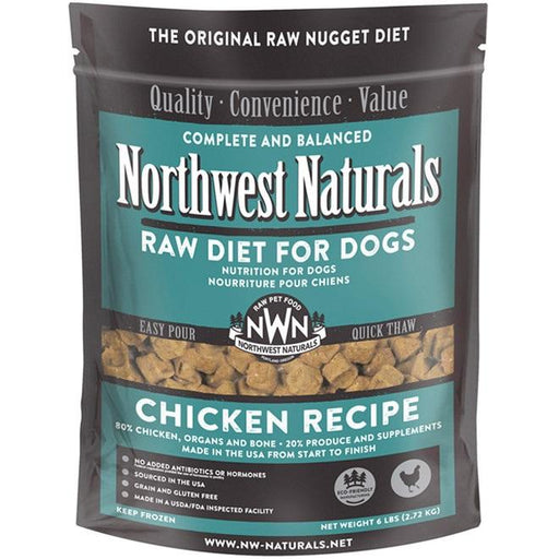 Northwest Natural Frozen Chicken Nuggets 6 lb