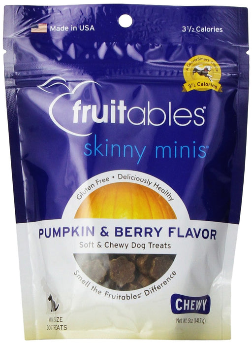 Fruitables Treat Mini Pumpkin Berry 5oz