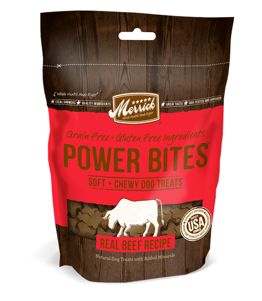 Merrick Power Bite Texas Beef 6 oz