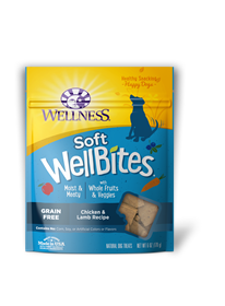 Wellness Wellbite Grain Free Chicken/Lamb 6oz