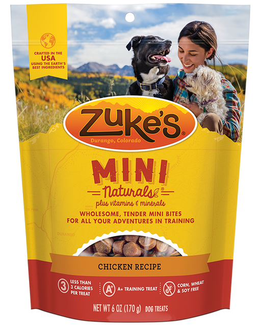 Zuke's Mini Naturals Treats