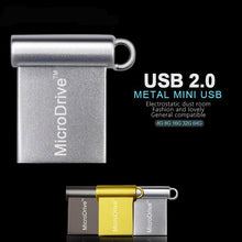 miniature USB 2.0 flash drive
