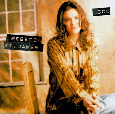Rebecca St. James - God (CD) Pre-Owned