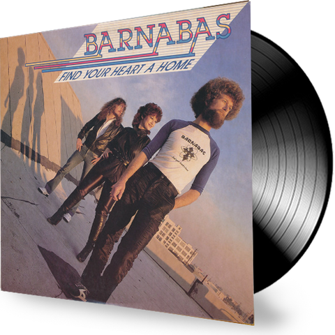 BARNABAS - FIND YOUR HEART A HOME (Vinyl)
