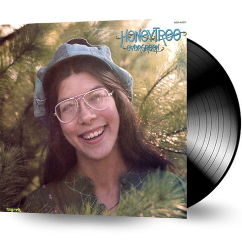 Honeytree - Evergreen (Nancy Honeytree & Phil Keaggy) Vinyl