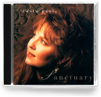 Twila Paris - Sanctuary (CD) 1991 Star Song