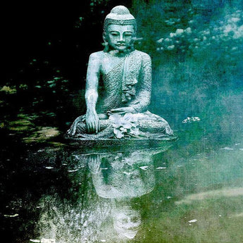 Buddha On The Water