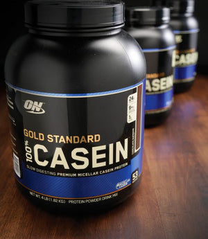 ON Nutrition Gold Standard 100% Casein Vanilla 4lbs
