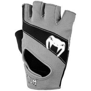 VENUM HYPERLIFT TRAINING GLOVES GRAY L/XL